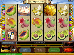 age of discovery pokie