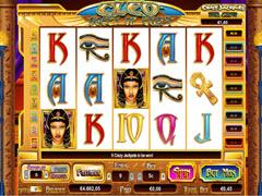 Cleo Queen of Egypt pokie