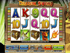 Dragon Sword pokie