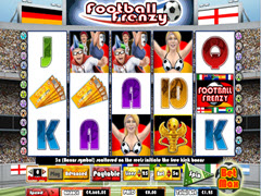 Football Frenzy pokie