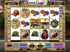 Forest Gump pokie