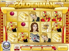 Goldenman pokie