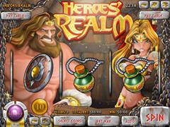 Heroes Realm pokie