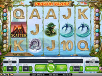 Dragon Island pokie