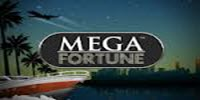 Mega Frotune pokie logo