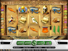 Secrets of Horus pokie
