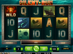 Silent Run pokie