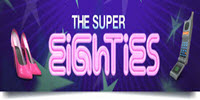 Super Eighties logo