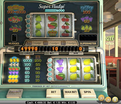 Super Nudge 6000 pokie