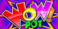 Wowpot 5 reel logo