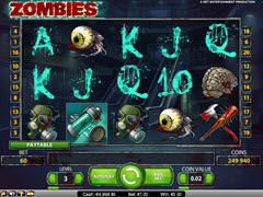 Zombies pokie