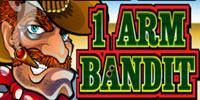 1 arm bandit logo