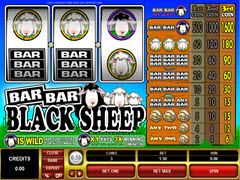BarBarBlacksheep pokie