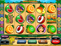 Big Kahuna - Snakes and Ladders pokie