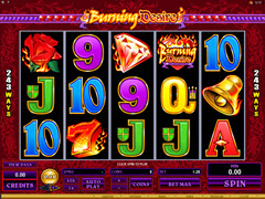 Burning Desire Pokie