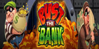 Bust the bank logo