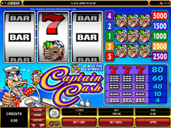 Captain Cash pokie