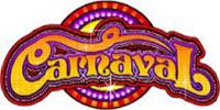 Carnaval pokie logo