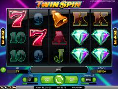TwinSpin pokie