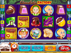 Chocolate Factory pokie