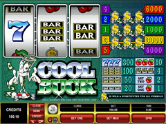 Cool Buck pokie