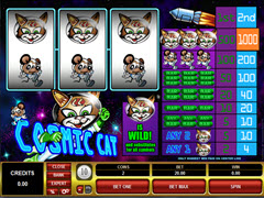 Cosmic Cat pokie