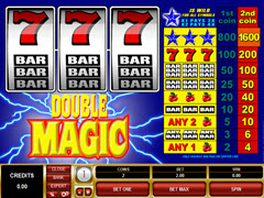 Double Magic pokie