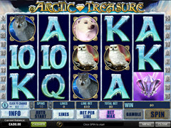 Arctic Treasure pokie