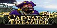 Captain Treasure Pro logo
