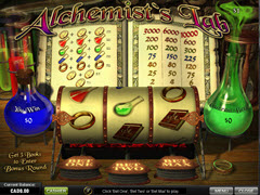 Alchemists Lab pokie