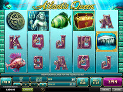 Atlantis Queen pokie