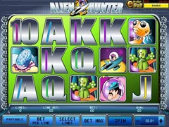 alien-hunter pokie