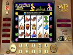 Aladdins Lamp pokie