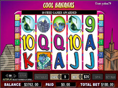 Cool Bananas pokie