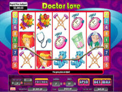 Doctor Love pokie
