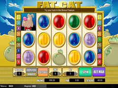 Fat Cat pokie