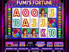 Fumi's Fortune pokie