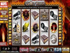 Ghost Rider pokie