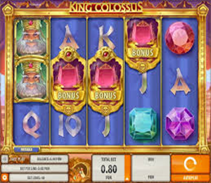 King Colossus pokie