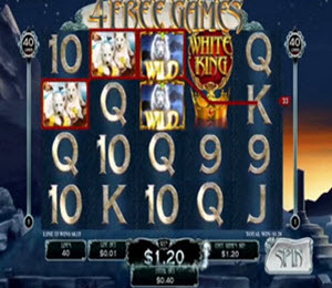 Spiele White King - Video Slots Online