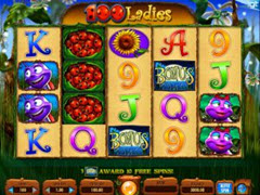 100 Ladies pokie