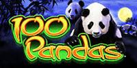 100 Pandas logo