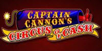 Captain Canon Circus of Cash logo