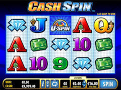 Cash spin pokie