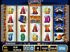 Chimmney Slot pokie