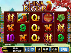 China River pokie