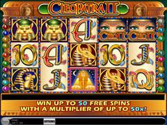 Cleopatra II pokie