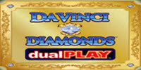 Da Vinci Diamonds Dual Play logo