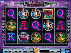 Diamond Queen pokie