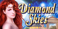 Diamond Skies  logo